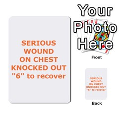 Blazing Dice Shared  1 By Dave Docherty   Multi Purpose Cards (rectangle)   Q4bf63028ym9   Www Artscow Com Back 21