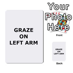 Blazing Dice Shared  1 By Dave Docherty   Multi Purpose Cards (rectangle)   Q4bf63028ym9   Www Artscow Com Back 29