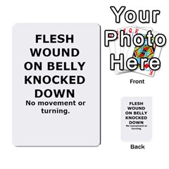 Blazing Dice Shared  1 By Dave Docherty   Multi Purpose Cards (rectangle)   Q4bf63028ym9   Www Artscow Com Back 37