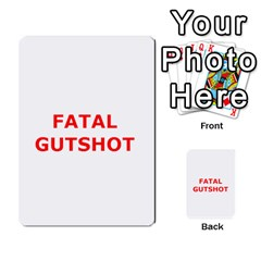 Blazing Dice Shared  1 By Dave Docherty   Multi Purpose Cards (rectangle)   Q4bf63028ym9   Www Artscow Com Back 38