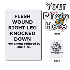 Blazing Dice Shared  1 By Dave Docherty   Multi Purpose Cards (rectangle)   Q4bf63028ym9   Www Artscow Com Back 44