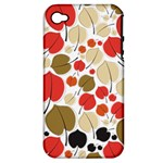 color pattern - Apple iPhone 4/4S Hardshell Case (PC+Silicone)