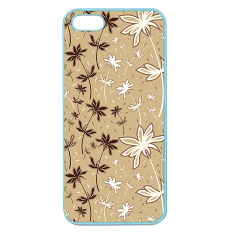 Pattern By Divad Brown   Apple Seamless Iphone 5 Case (color)   Bjw6ss2mu11c   Www Artscow Com Front