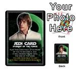 stolen plans exp - Multi-purpose Cards (Rectangle)