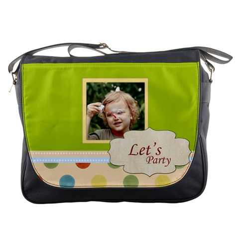 Kids By Jacob   Messenger Bag   Da1gw46vhcxt   Www Artscow Com Front