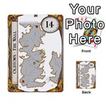 TtR Westeros - Multi-purpose Cards (Rectangle)