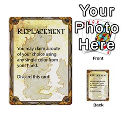 Ttr Westeros By Ryan   Multi Purpose Cards (rectangle)   Ey994ze1w3df   Www Artscow Com Front 52