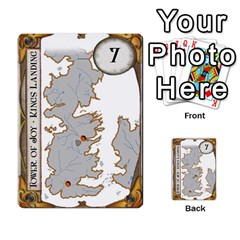 Ttr Westeros By Ryan   Multi Purpose Cards (rectangle)   Ey994ze1w3df   Www Artscow Com Front 8