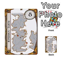 Ttr Westeros By Ryan   Multi Purpose Cards (rectangle)   Ey994ze1w3df   Www Artscow Com Front 10