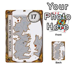 Ttr Westeros By Ryan   Multi Purpose Cards (rectangle)   Ey994ze1w3df   Www Artscow Com Front 2