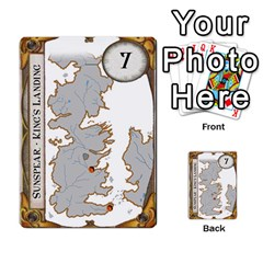 Ttr Westeros By Ryan   Multi Purpose Cards (rectangle)   Ey994ze1w3df   Www Artscow Com Front 12