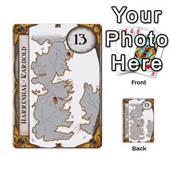 Ttr Westeros By Ryan   Multi Purpose Cards (rectangle)   Ey994ze1w3df   Www Artscow Com Front 21