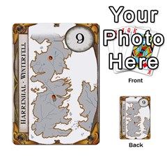 Ttr Westeros By Ryan   Multi Purpose Cards (rectangle)   Ey994ze1w3df   Www Artscow Com Front 22