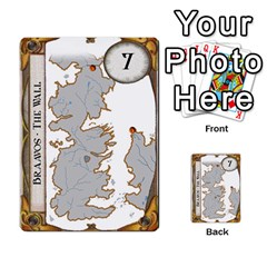 Ttr Westeros By Ryan   Multi Purpose Cards (rectangle)   Ey994ze1w3df   Www Artscow Com Front 23