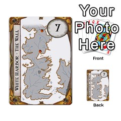 Ttr Westeros By Ryan   Multi Purpose Cards (rectangle)   Ey994ze1w3df   Www Artscow Com Front 31