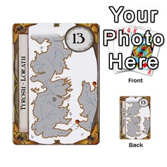 Ttr Westeros By Ryan   Multi Purpose Cards (rectangle)   Ey994ze1w3df   Www Artscow Com Front 37