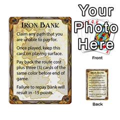 Ttr Westeros By Ryan   Multi Purpose Cards (rectangle)   Ey994ze1w3df   Www Artscow Com Front 43