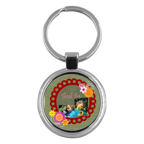 Kids By Jacob   Key Chain (round)   Fgxy9m513v15   Www Artscow Com Front