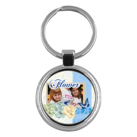 Kids By Jacob   Key Chain (round)   Pq0eeeo0gbn2   Www Artscow Com Front