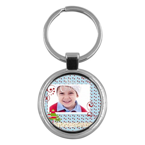 Kids By Jacob   Key Chain (round)   Pygwbary6foy   Www Artscow Com Front