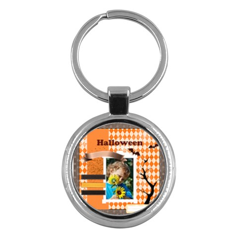 Kids By Jacob   Key Chain (round)   98l9vyjdxbln   Www Artscow Com Front