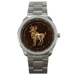 Aries Sport Metal Watch