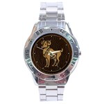 Aries Stainless Steel Analogue Men's Watch
