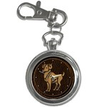 Aries Key Chain Watch