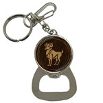 Aries Bottle Opener Key Chain
