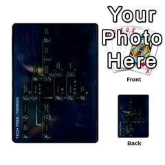 Starcraft Ii Planning Poker By Pek   Multi Purpose Cards (rectangle)   Ip32aoqffbgc   Www Artscow Com Front 54