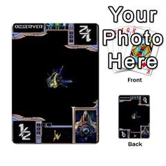 Starcraft Ii Planning Poker By Pek   Multi Purpose Cards (rectangle)   Ip32aoqffbgc   Www Artscow Com Front 2