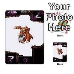 Starcraft Ii Planning Poker By Pek   Multi Purpose Cards (rectangle)   Ip32aoqffbgc   Www Artscow Com Front 50