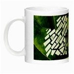 I love you mom in Green color Luminous Mug - Night Luminous Mug