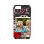 love - Apple iPhone 5 Classic Hardshell Case (PC+Silicone)