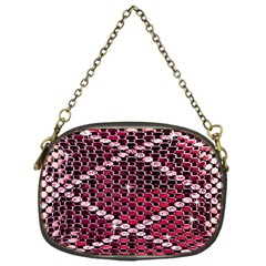 Red Glitter Bling Single Sided Evening Purse by artattack4all