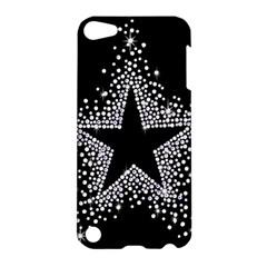 Sparkling Bling Star Cluster Apple Ipod Touch 5 Hardshell Case by artattack4all