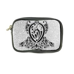 Diamond Bling Lion Ultra Compact Camera Case by artattack4all