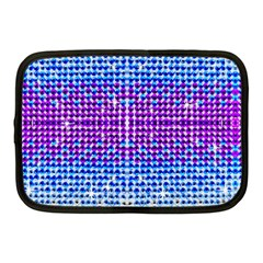 Rainbow Of Colors, Bling And Glitter 10  Netbook Case by artattack4all