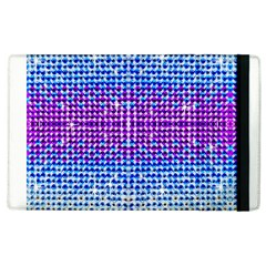 Rainbow Of Colors, Bling And Glitter Apple Ipad 2 Flip Case by artattack4all