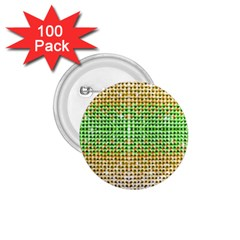 Diamond Cluster Color Bling 100 Pack Small Button (round) by artattack4all