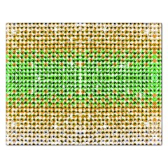 Diamond Cluster Color Bling Jigsaw Puzzle (rectangle) by artattack4all