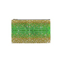 Diamond Cluster Color Bling Small Makeup Purse by artattack4all