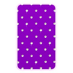 Royal Purple Sparkle Bling Card Reader (rectangle) by artattack4all