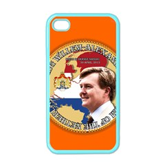 Willem Png2 Apple Iphone 4 Case (color) by artattack4all