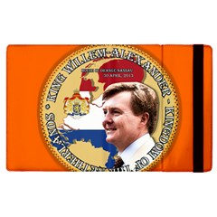 Willem Png2 Apple Ipad 3/4 Flip Case by artattack4all