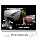 2013 Calendar mod2 - Wall Calendar 11  x 8.5  (12-Months)