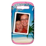Ally_phone - Samsung Galaxy S III Hardshell Case (PC+Silicone)