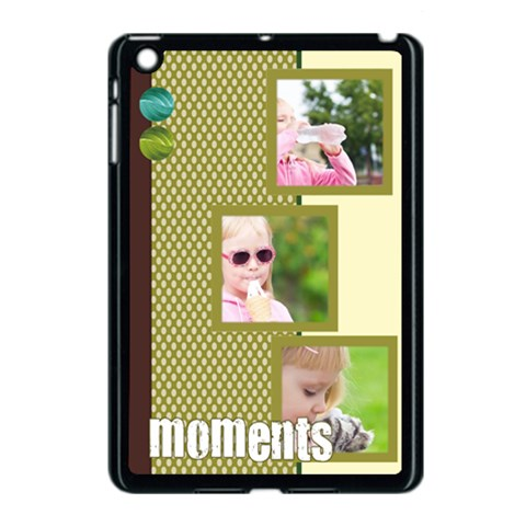 Mothers Day By Joely   Apple Ipad Mini Case (black)   9zpoflsj8wdw   Www Artscow Com Front