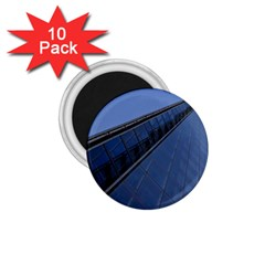 The Shard London 10 Pack Small Magnet (Round) by Londonimages