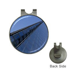 The Shard London Hat Clip With Golf Ball Marker by Londonimages